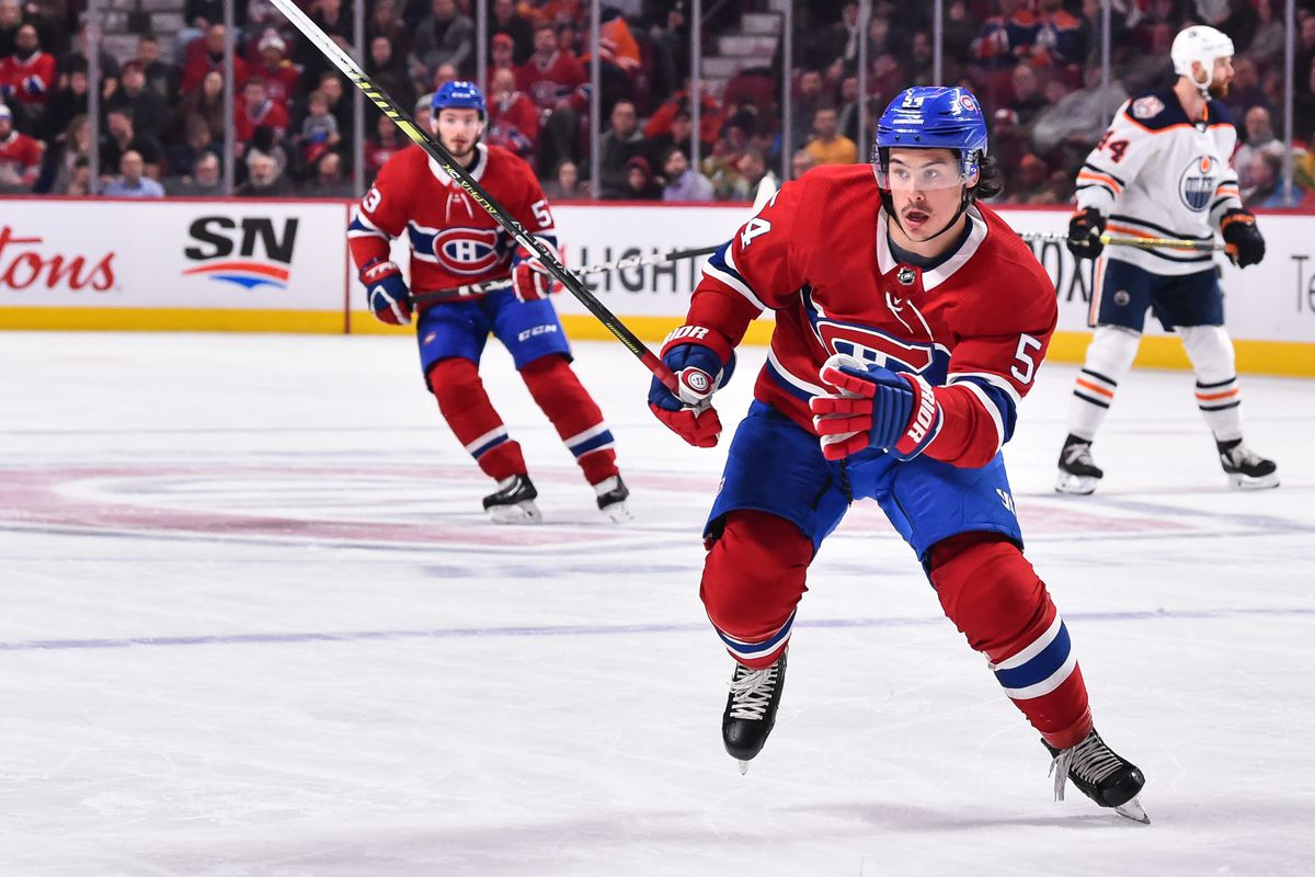 Habs Headlines: Charles Hudon turns down his qualifying offer