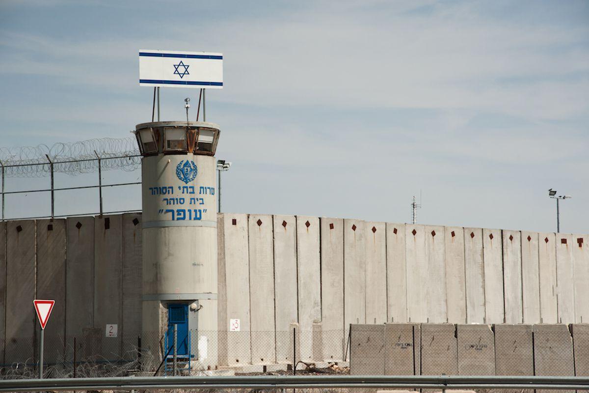 israeli prison (Ryan Rodrick Beiler / Shutterstock.com)