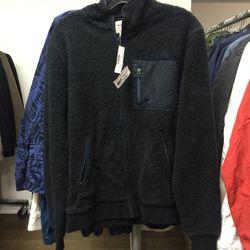 Fleece jacket, $60