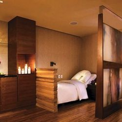 """<strong>The Peninsula Spa</strong> Gentlemen's Escape (includes Sports Massage, Executive Men's Facial, Manicure & Pedicure, Lunch and Access to Fitness Center and Pool),  <a href=""""http://www.peninsula.com/New_York/en/Wellness/The_Peninsula_Spa/default.as"""