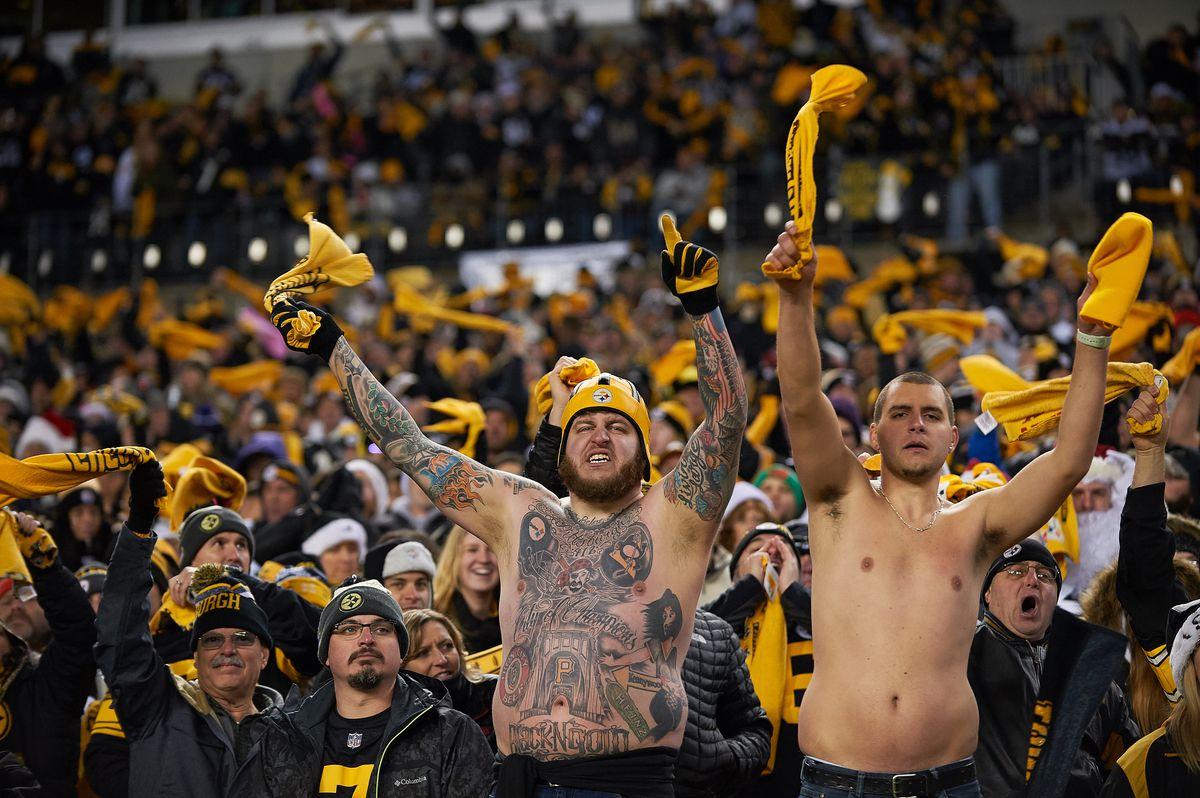 NFL: DEC 25 Ravens at Steelers