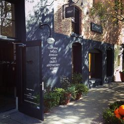 """Next, head around the corner to cool kid hangout <a href=""""http://www.mohawkgeneralstore.com"""">Mohawk General Store</a> (24 Smith Alley) to continue your retail therapy tour. Just like their Silver Lake outpost, find all the cult fave brands you know and lo"""