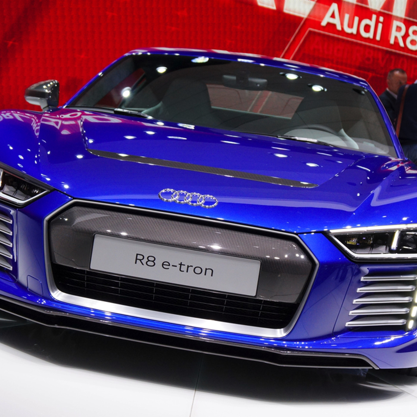 Audis Million Allelectric Supercar Is No More The Verge - Audi r8 etron