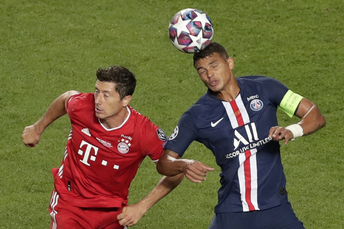 Psg Vs Bayern Munich Champions League Final Live Blog Highlights Thiago Silva Watch We Ain T Got No History