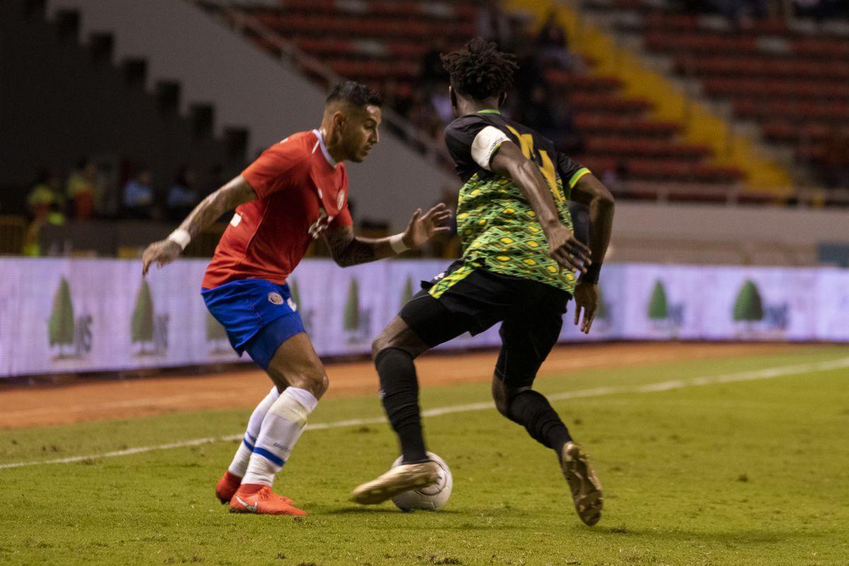 Costa Rica v Jamaica - International Friendly