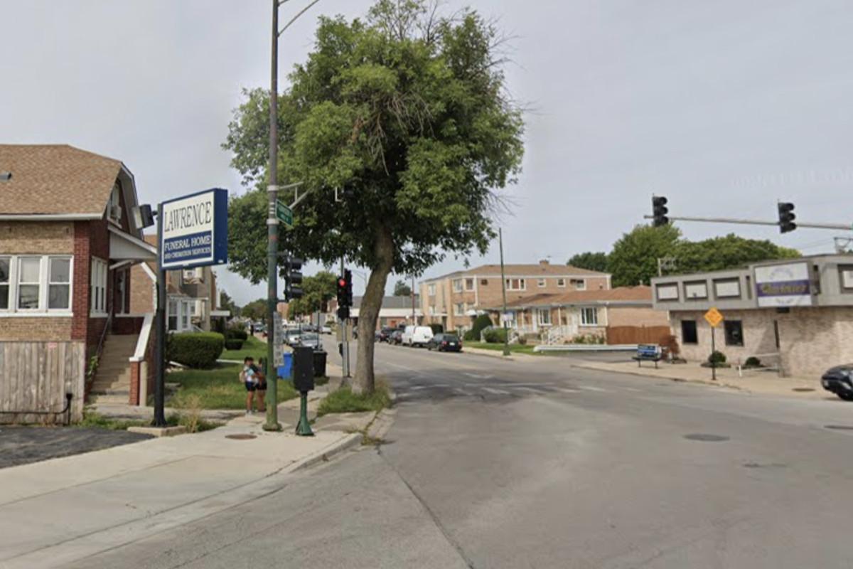 A man was found dead April 19, 2020, inside a residence in the 6000 block of West Gunninson Street in Jefferson Park.