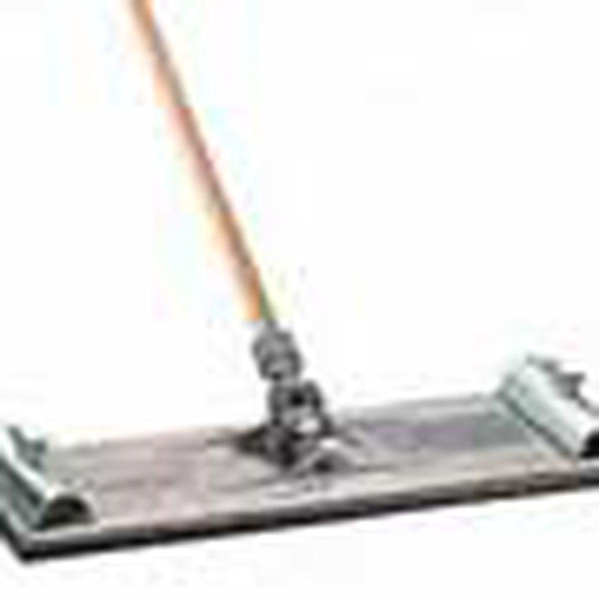 swivel head pole sander