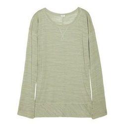 "<a href=""http://www.net-a-porter.com/product/318982"">Slub-jersey top by <b>Splendid</b>,</a> $47.60 (was $68)"