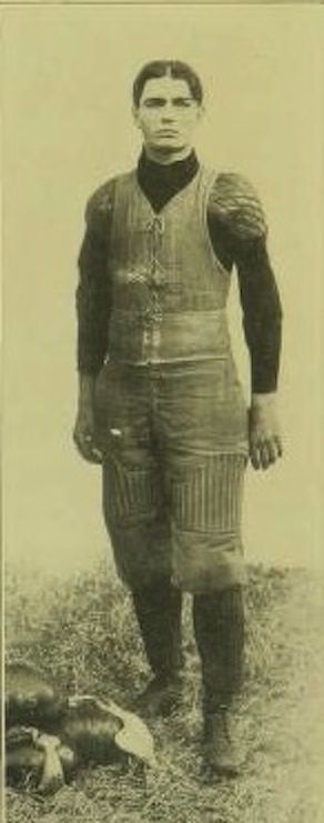 Carl Mallon, K-State's first real local hero.