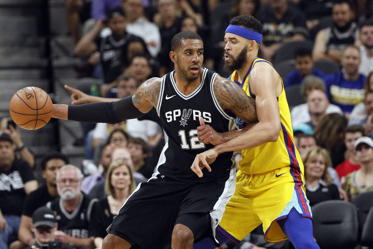 nba playoff schedule 2018: warriors vs. spurs dates and start times