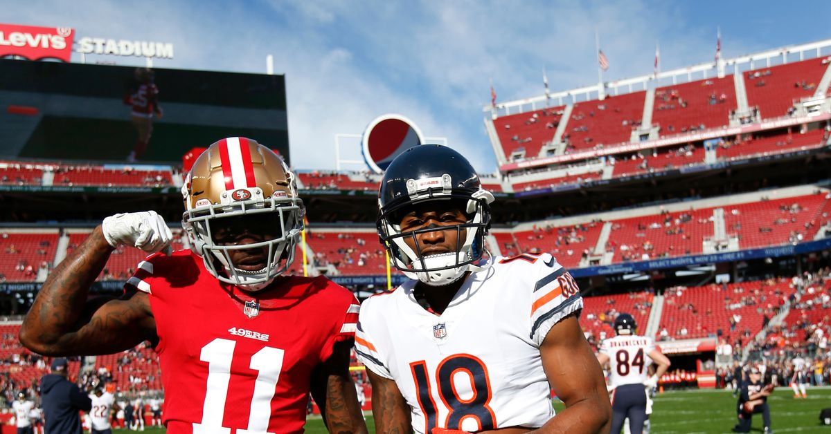 Taylor Gabriel to the 49ers is a thing