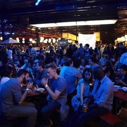 """<a href=""""http://ny.eater.com/archives/2013/11/hipster_fantasyland_now_open_in_greenpoint.php"""">Brooklyn Night Bazaar Now Open</a>"""