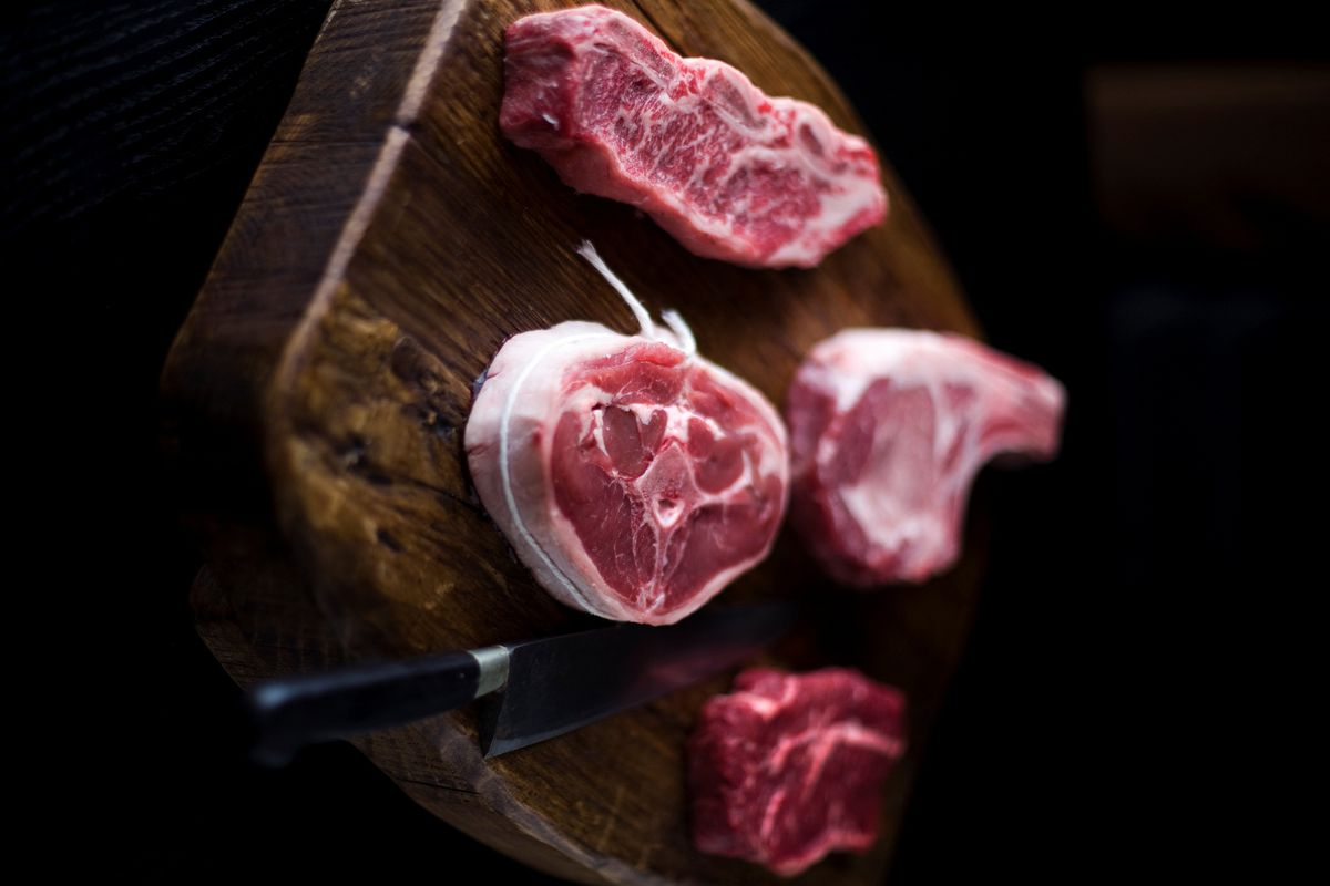 Not your average cut of meat. Photo courtesy Libertine