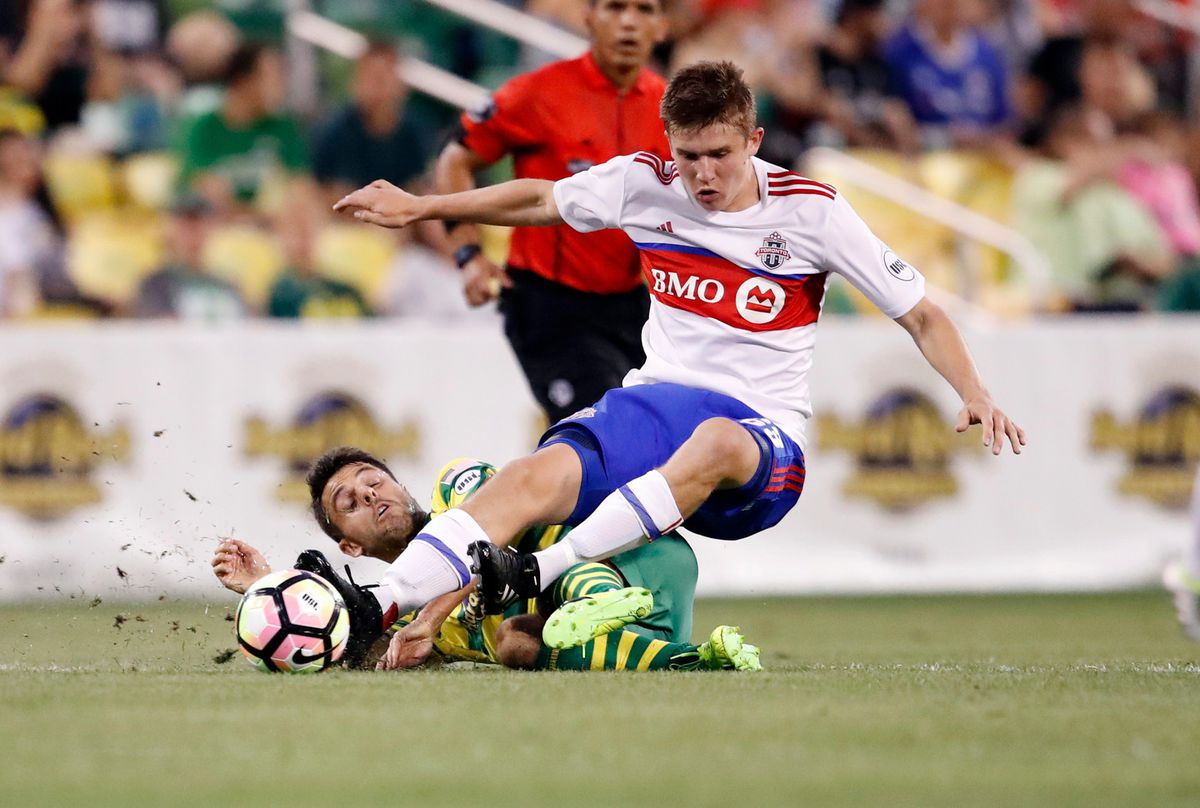 TFC II Fraser rides a challenge in Tampa