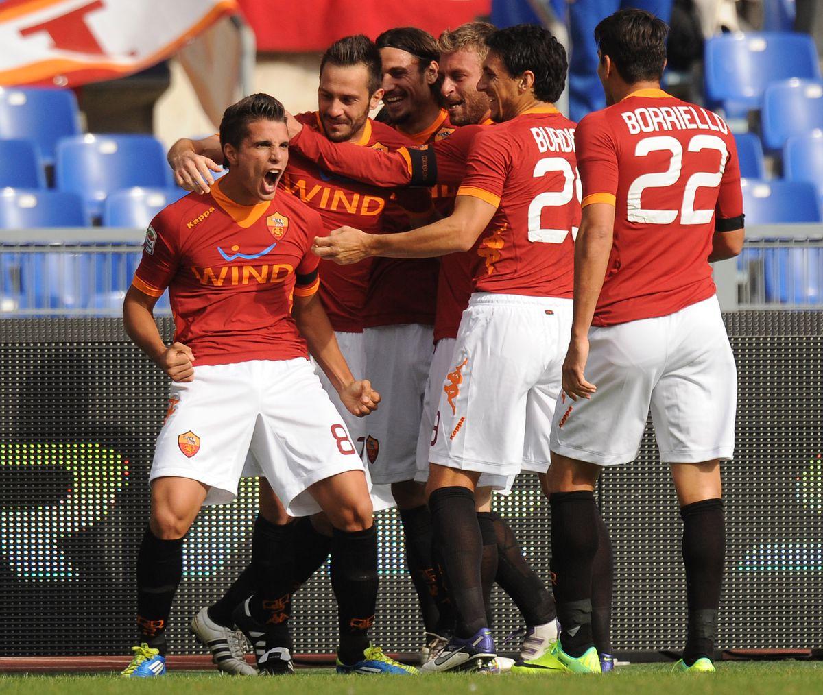 AS Roma v US Citta di Palermo  - Serie A