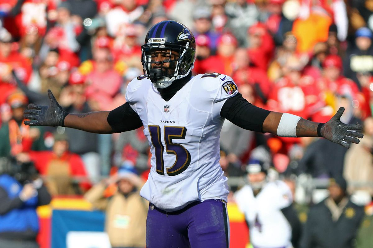 66851083 Opinion: Ravens should part ways with Michael Crabtree - Baltimore Beatdown