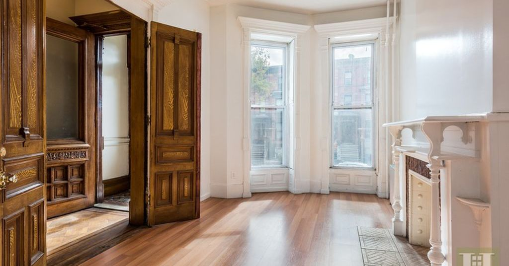 10 new york city fixer uppers on the market curbed ny. Black Bedroom Furniture Sets. Home Design Ideas