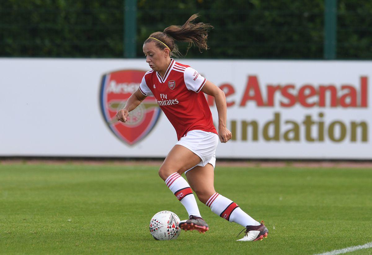 Arsenal Women v West Ha United Women: Pre-Season Friendly