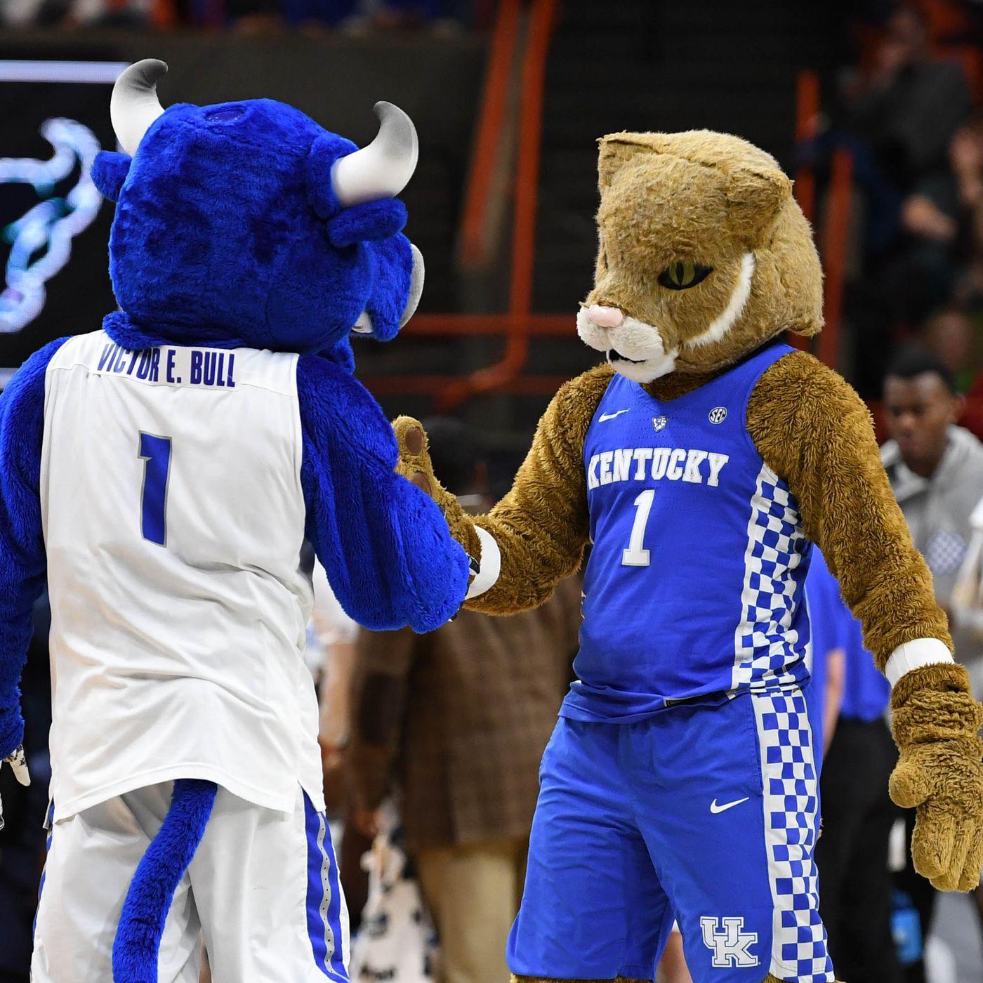 Kentucky Wildcats Run Past Buffalo Into Ncaa Sweet 16 Highlights