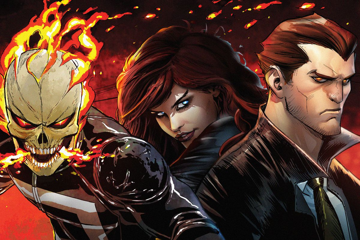 New Shows On Hulu 2020 Ghost Rider and Helstrom are Hulu's next two live action Marvel