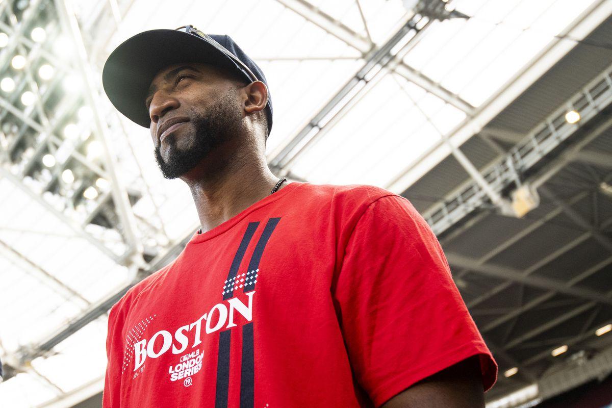 2019 London Series Boston Red Sox Workout