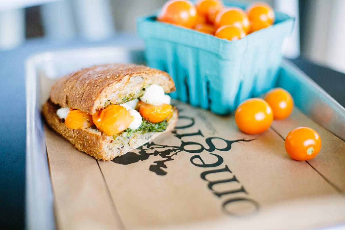 Homegrown Sandwiches