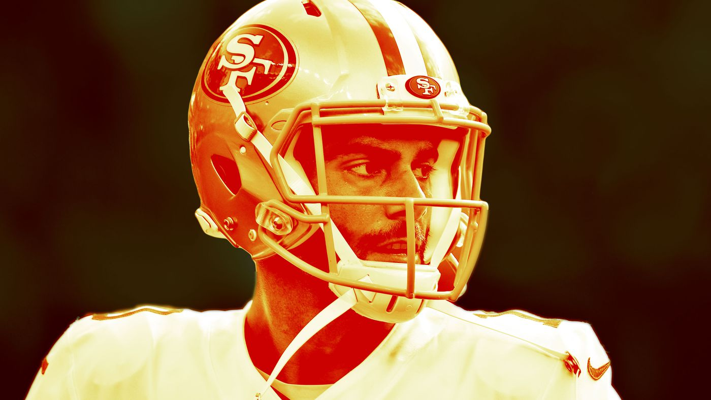 The 49ers Shouldn't Worry About Jimmy G—They Should Worry About Everything Else