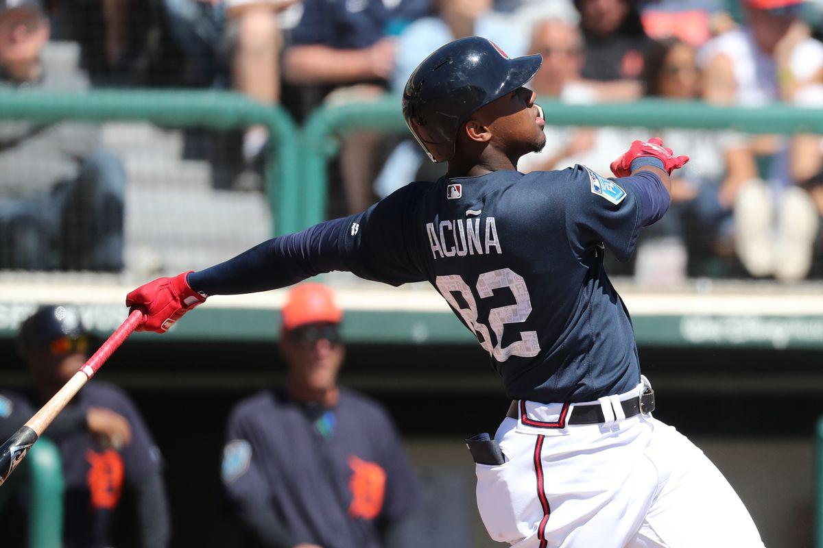 How Has Ronald Acuñas Rise Affected The Baseball Card Market