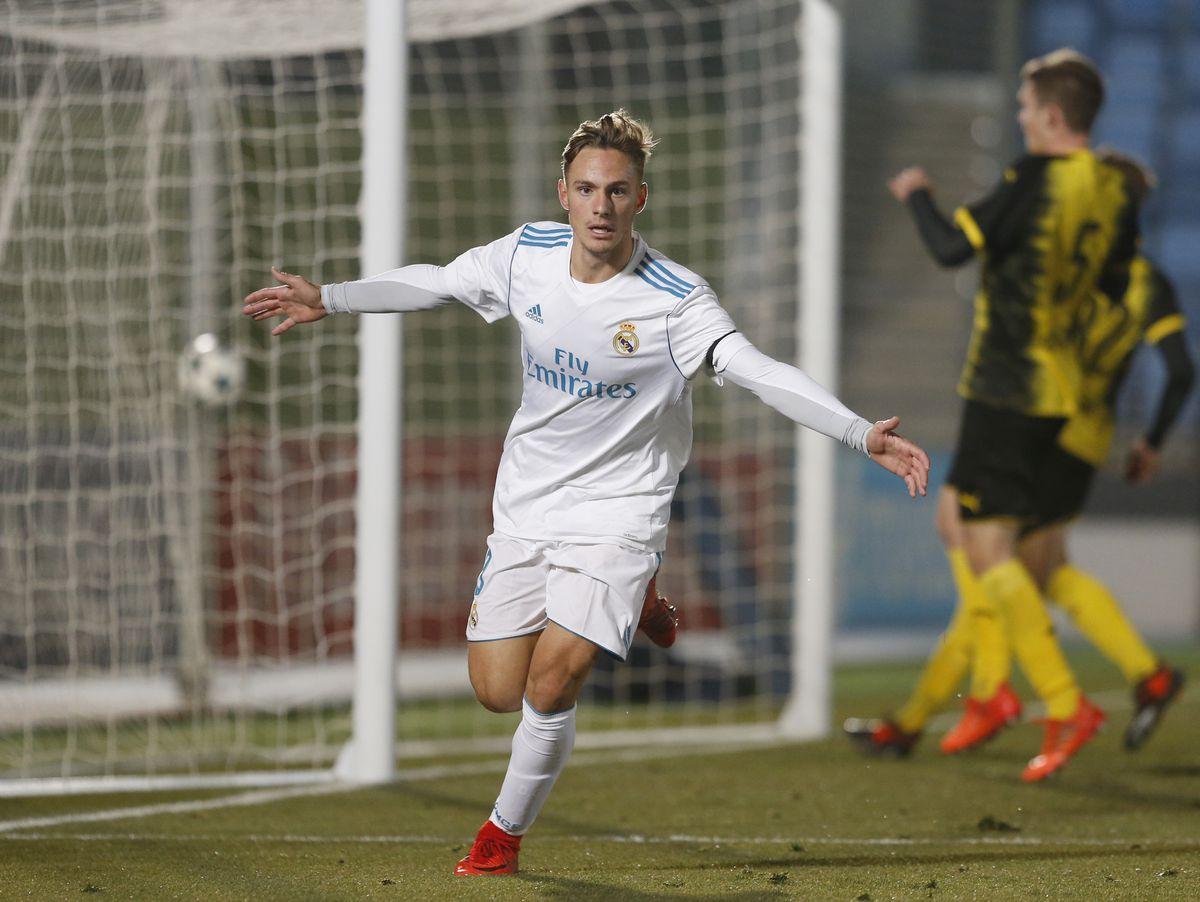 Real Madrid v Borussia Dortmund - UEFA Youth League