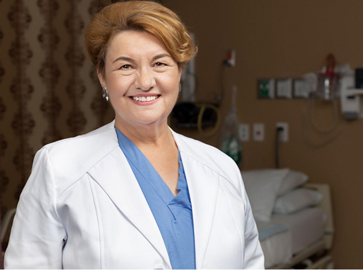 Dr. Miriam Mackovic.