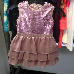 Girls' dress, $49