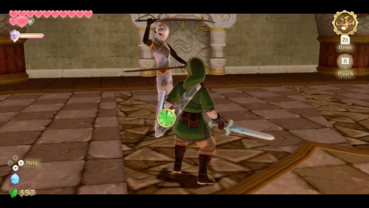 Fire Sanctuary dungeon walkthrough – Zelda: Skyward Sword HD guide