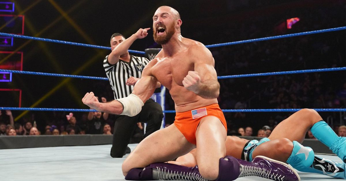 Report: Oney Lorcan requested his release from WWE last ...