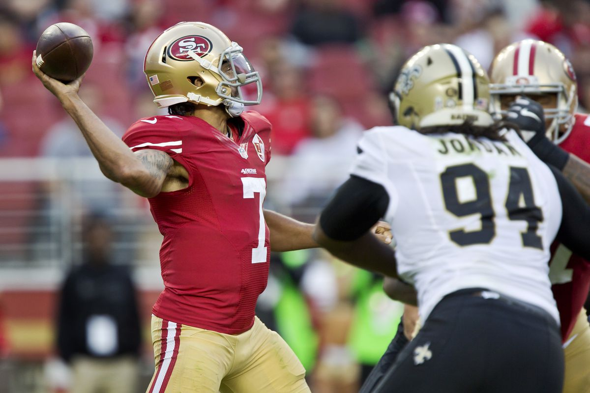 49ers Open Up As 3 Point Underdogs To The Saints Niners Nation