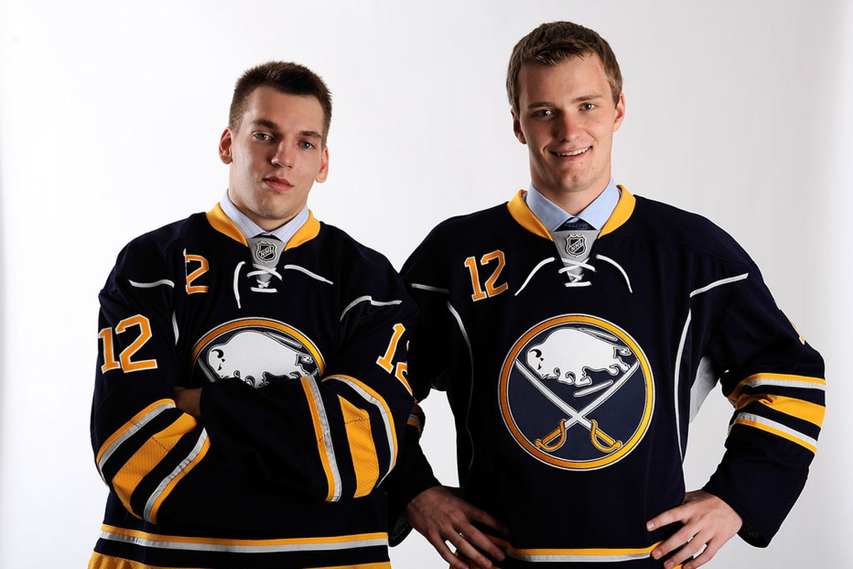 Will the Sabres draft twice in the first round like last year?