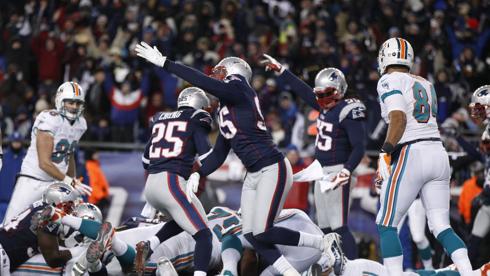 The 2011 New England Patriots season was the 42nd season for the team in the National Football League and 52nd season overall The Patriots finished the regular