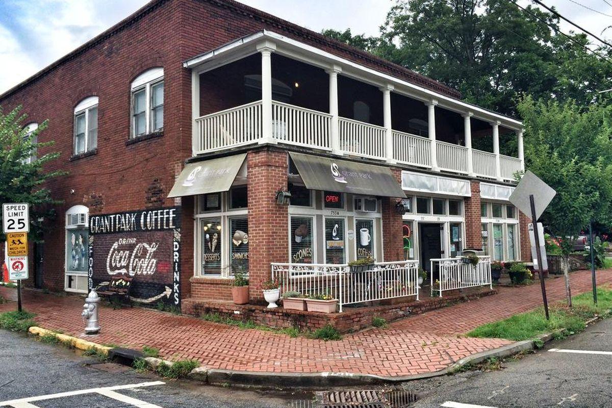 Grant Park Coffeehouse.