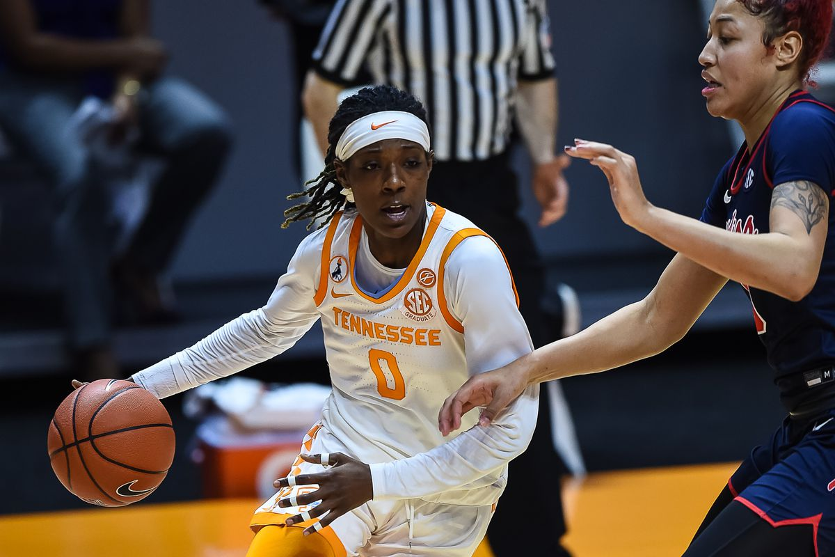 COLLEGE BASKETBALL: JAN 28 Women's Ole Miss at Tennessee