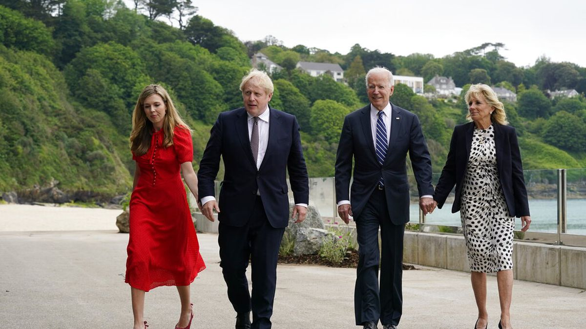 What happened at the G7 summit and how it has to do with China.