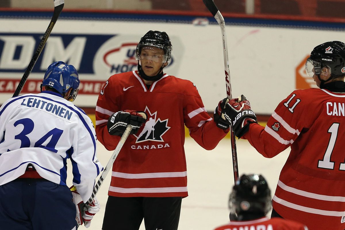 In addition to the Kootenay Ice, Sam Reinhart represented Team Canada at the World Juniors last year.
