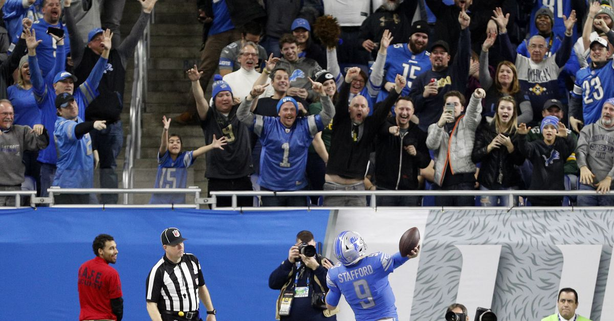 Lions Notes: Gameday at Ford Field just became much more affordable