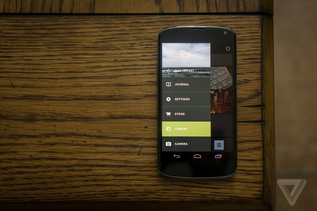 VSCO Cam brings its simple interface and powerful photo-editing