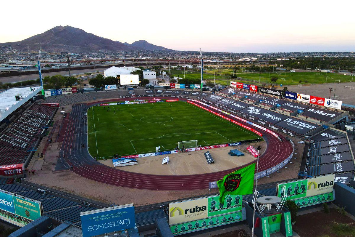 FC Juarez v Santos Laguna - Torneo Guard1anes 2020 Liga MX