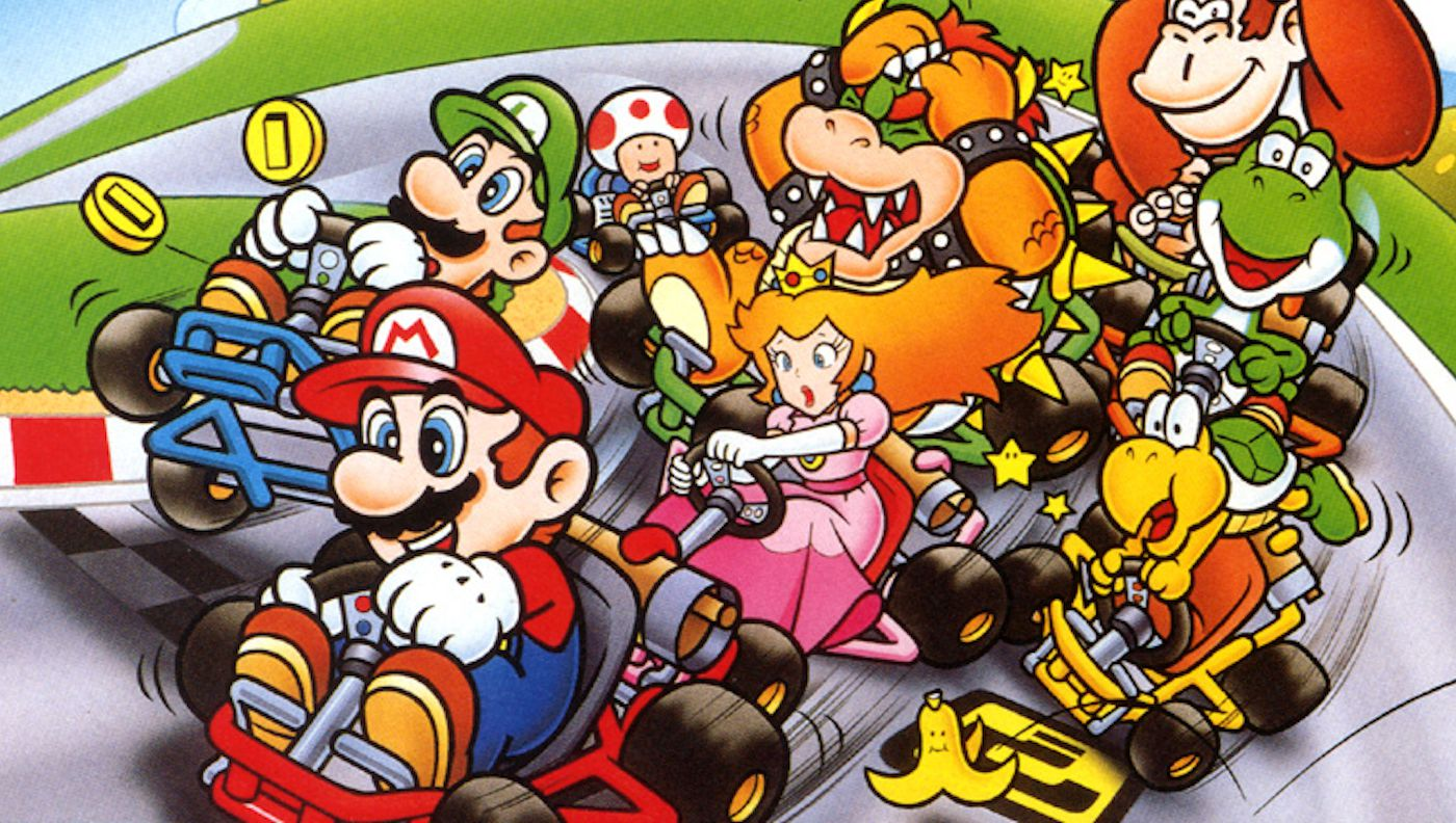 The People Who Still Compete In Super Mario Kart 25 Years Later
