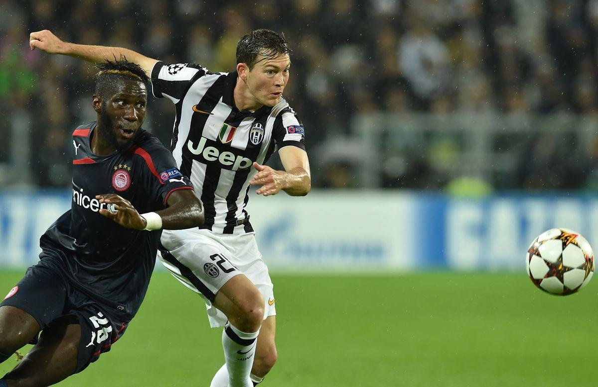 Juventus v Olympiacos FC - UEFA Champions League