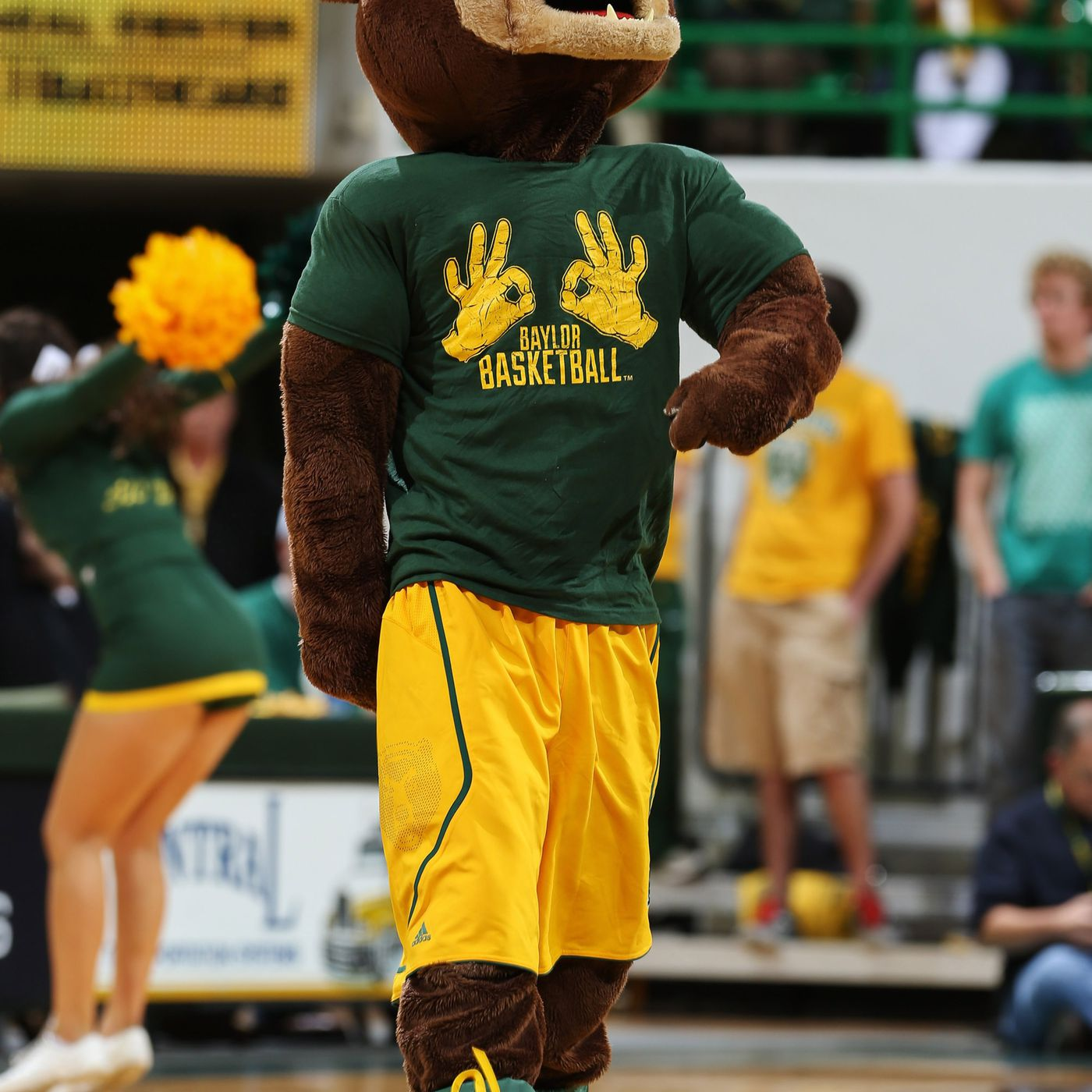 Baylor Basketball Doubleheader Gdt Our Daily Bears