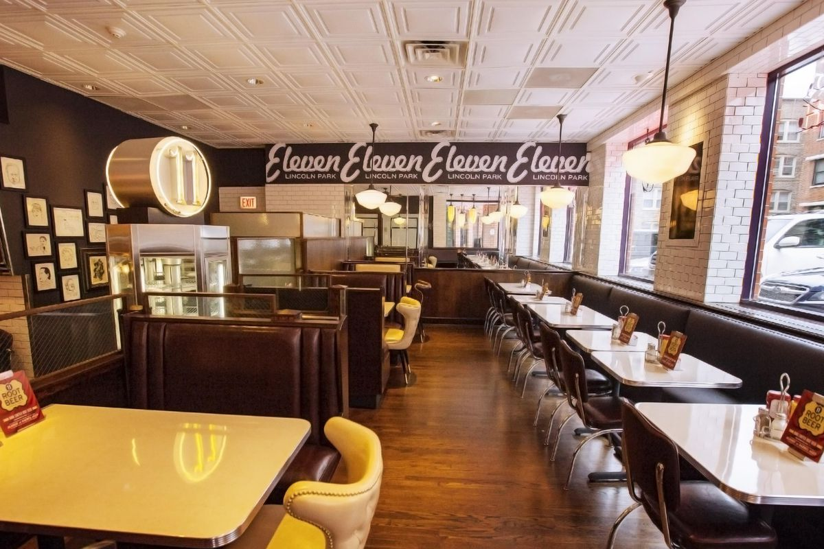 beloved eleven city diner lincoln park closes due to landlord dispute eater chicago. Black Bedroom Furniture Sets. Home Design Ideas