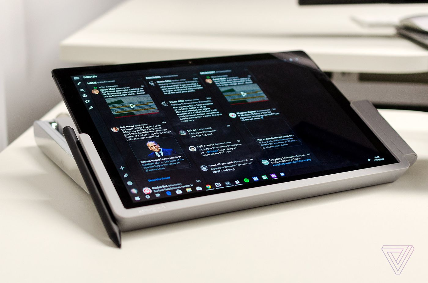 This is the Surface dock that Microsoft should have created - The Verge