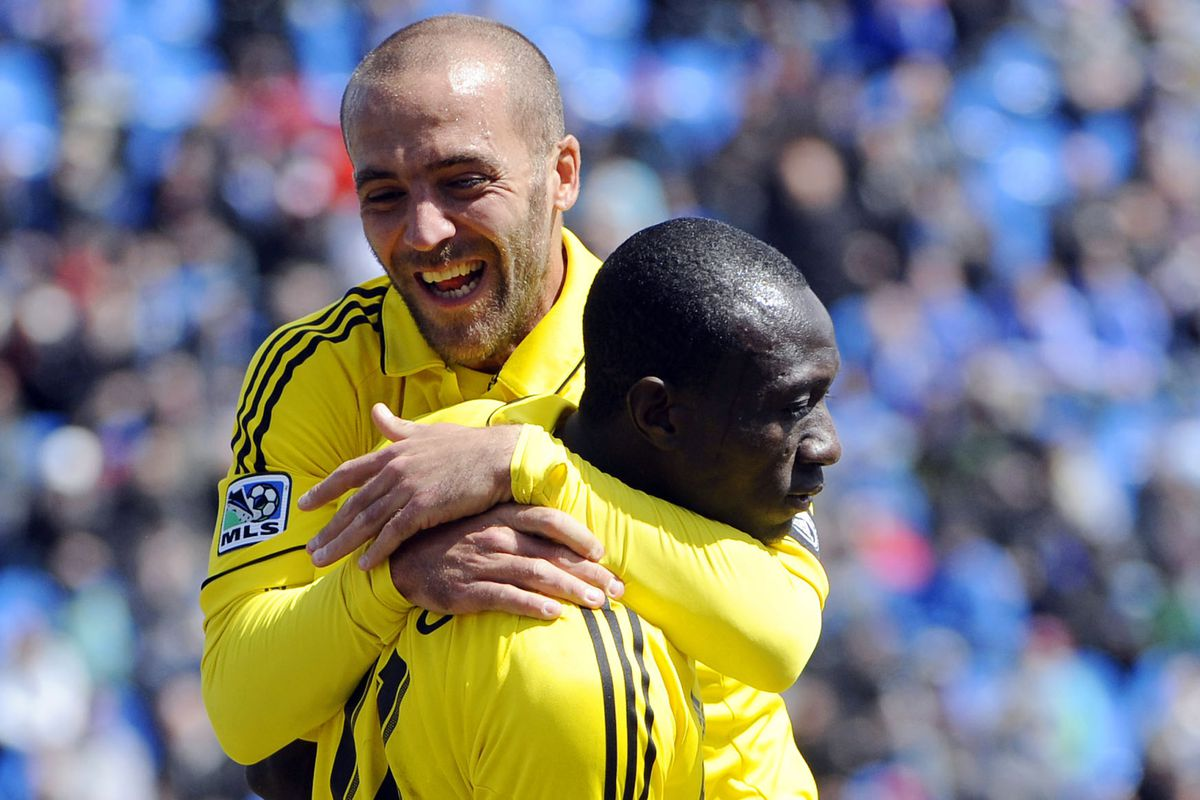 Frederico Higuain, the brother of Real Madrid forward Gonzalo Higuain, has captained the Columbus Crew this season
