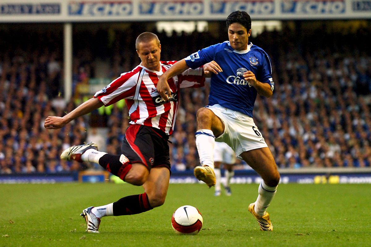 Soccer - FA Barclays Premiership - Everton v Sheffield United - Goodison Park
